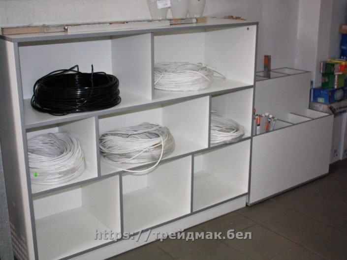 оборудование для магазина стройматериалов