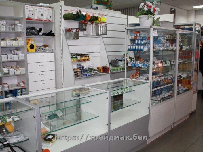 оборудование для строительного магазина