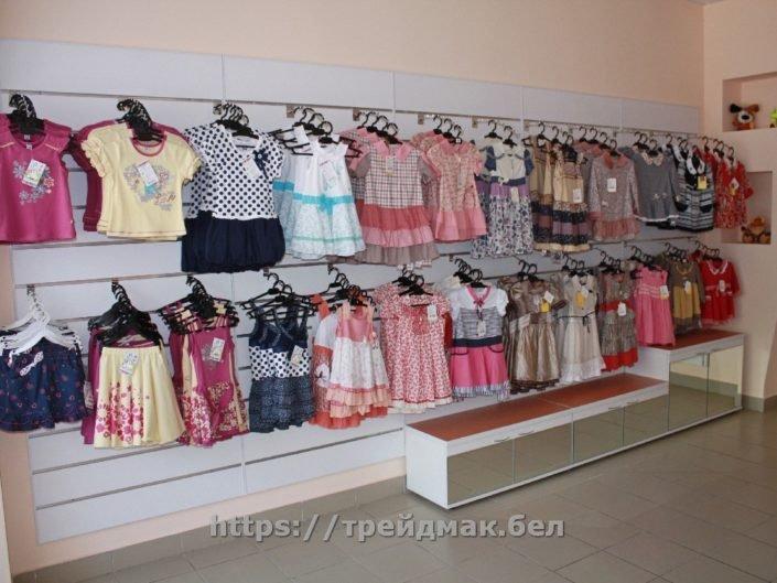 оборудование для детских магазинов