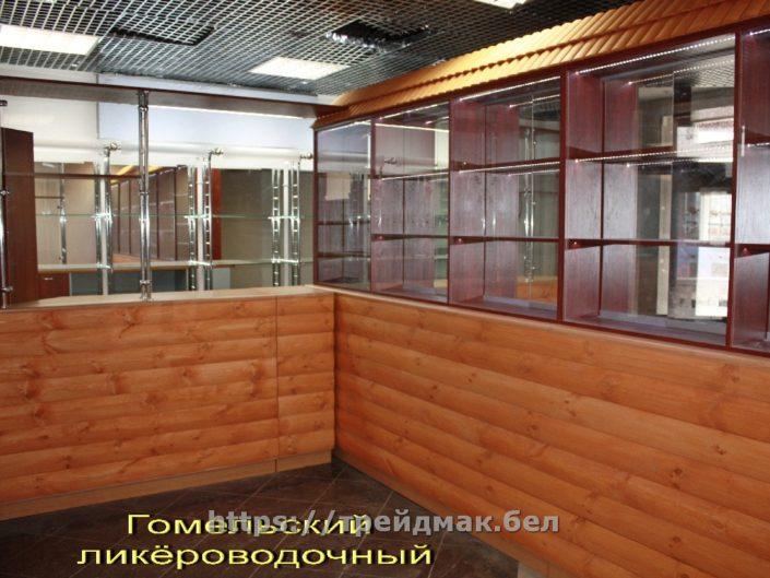 оборудование магазина алкогольных напитков