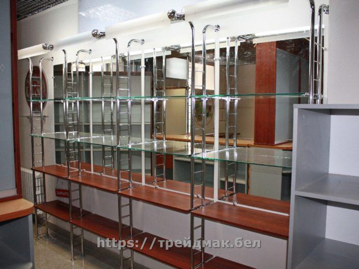 мебель для магазина алкогольных напитков и продуктов