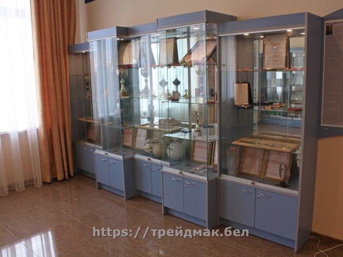 экспозиционное оборудование для музеев