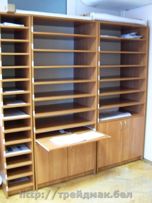 шкаф купе для офиса