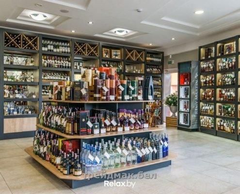 оборудование для алкоголя
