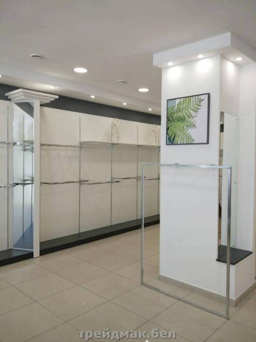 магазин для одежды дизайн интерьера