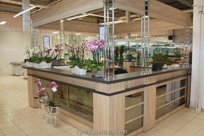 Оборудование для магазина цветов