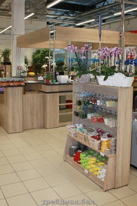 Мебель для магазина цветов