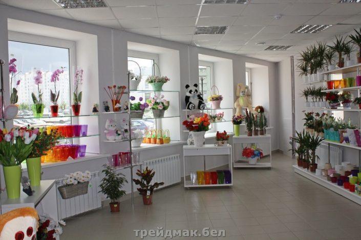 торговое оборудование для цветочного