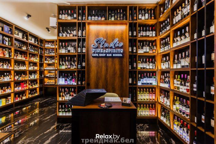 оборудование для магазина алкоголя