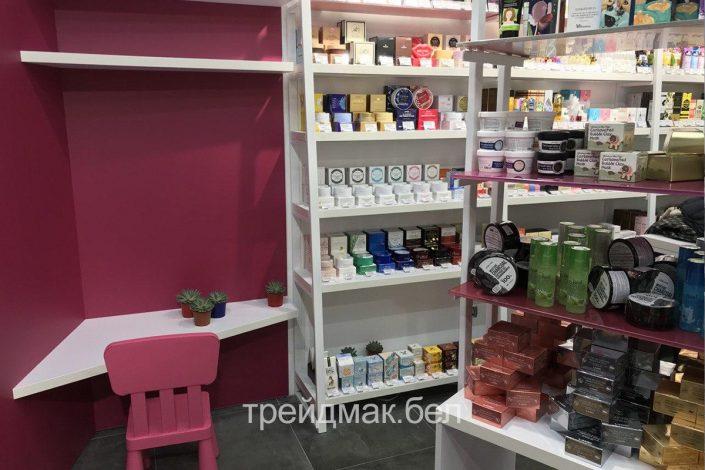 магазин косметики с детским уголком изготовление