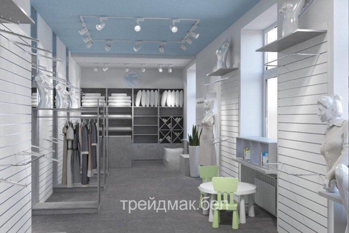 Торговая мебель из мдф Минск