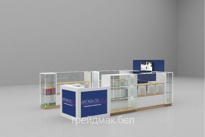 Магазин парфюмерии и косметологии
