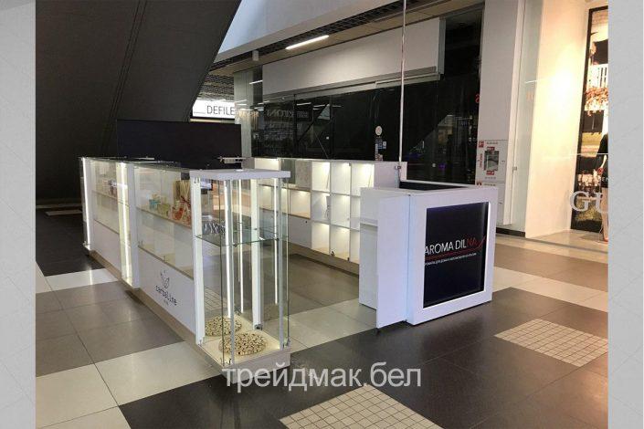Торговая мебель для торгового центра