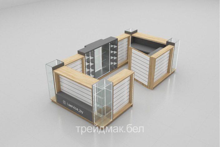 мебель для торгового центра, из дсп в минске