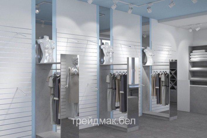Дизайнерский магазин брендовой одежды